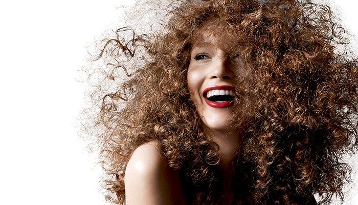 Как сделать чтобы волосы стали кудрявыми 485