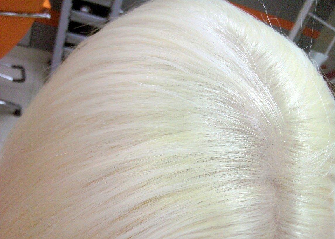 Как сделать чтобы волосы посветлели 57