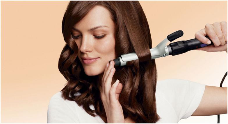 Укладка волос феном в домашних условиях видео
