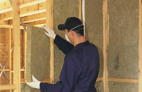 Утеплить стены в доме своими руками