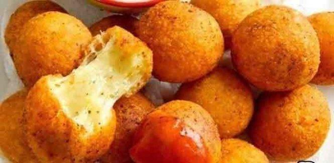 Как приготовить сырные шарики рецепт