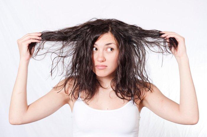 Как сделать чтобы волосы на голове не выпадали 712