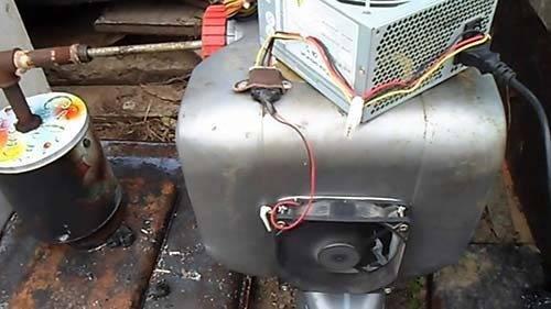 Компрессор для дымогенератора холодного копчения своими руками 319