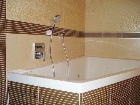 Панели стеновые для ванной комнаты своими руками