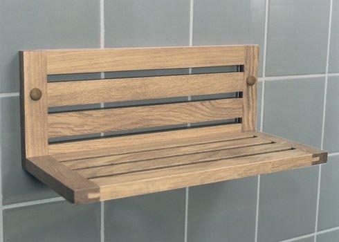 Как сделать полку в ванной своими руками деревянную