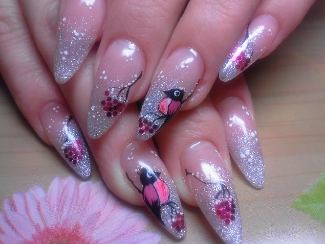 Красивые ногти новые дизайны