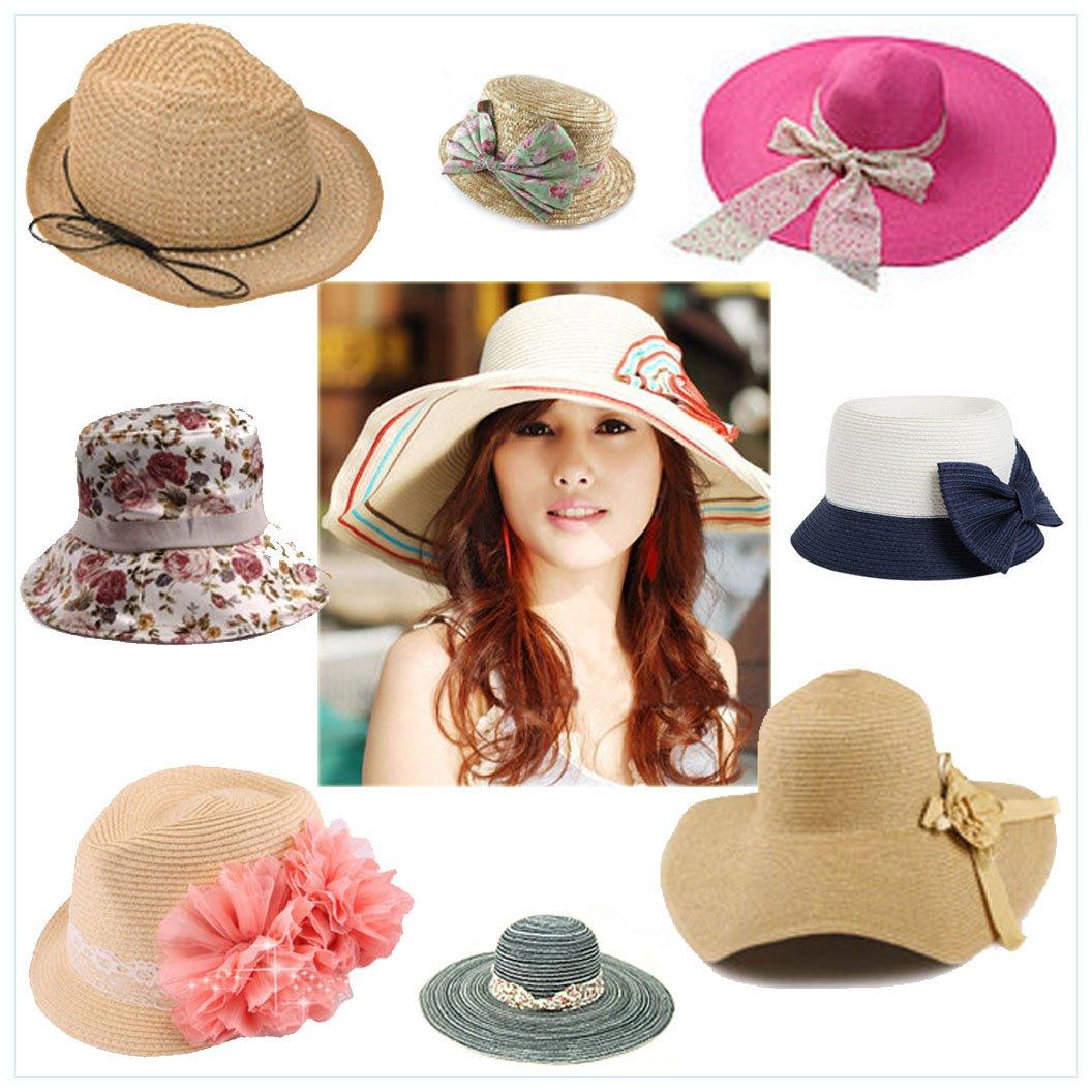 Дизайн шляп своими руками 62