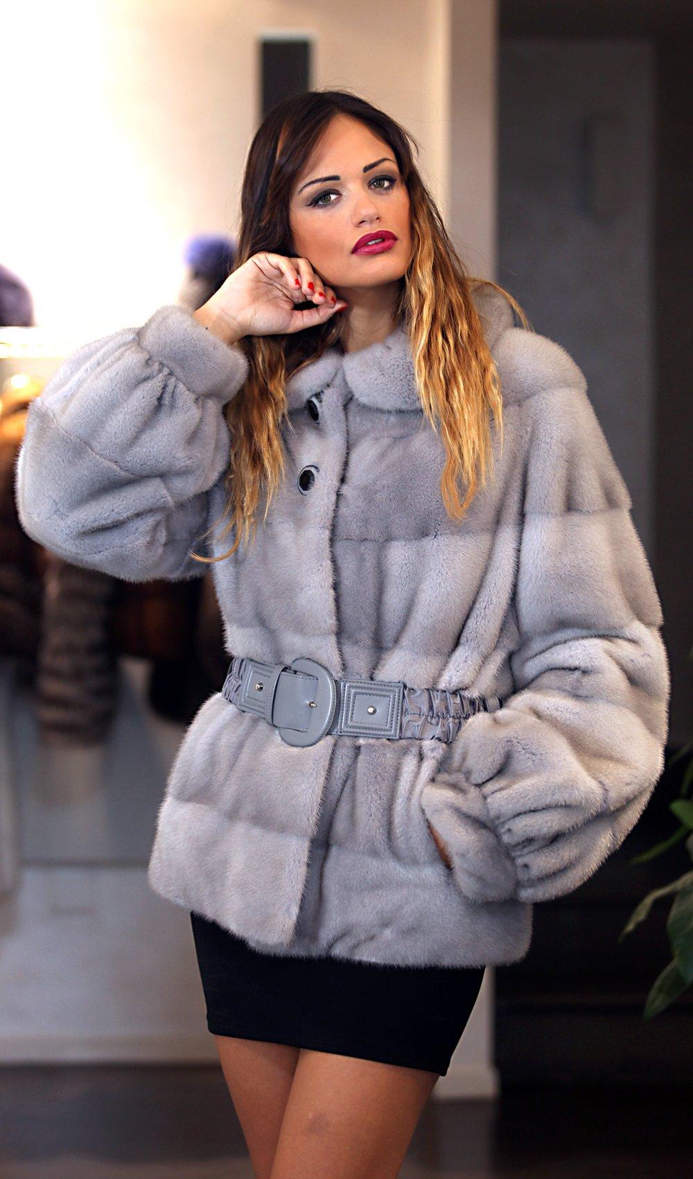 Мода норковых шуб 2018 фото