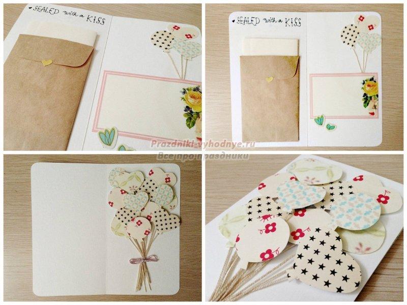 Новые идеи для открытки 15