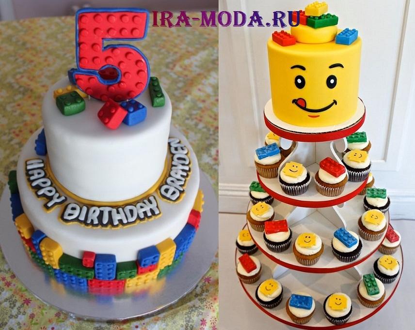 торти на день народження для дівчинки фото