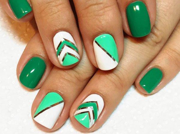 Новый дизайн ногтей 2016 лето новинки