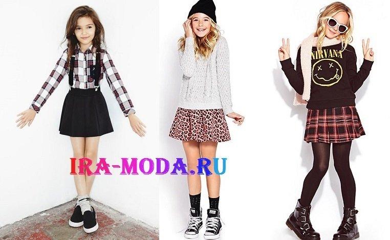 Дитяча мода для дівчаток 12-13 років 2017 фото новинки ... - photo#15