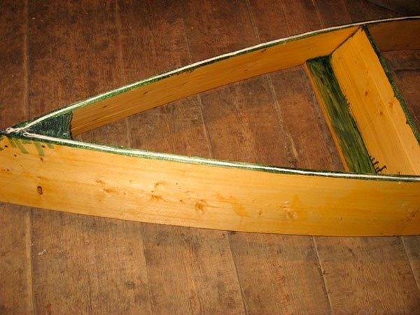 лодки из дерева самому