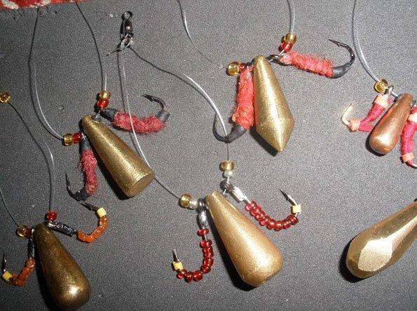 изготовление самодельной блесны черт для ловли окуня