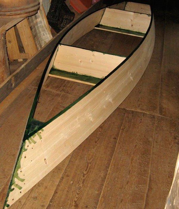 Как построить лодку своими руками 5