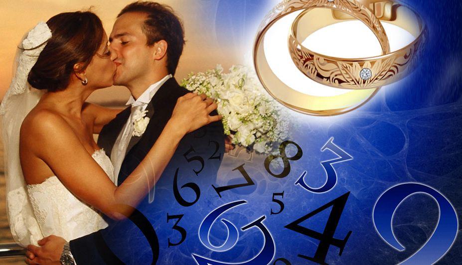 Нумерология по дню свадьбы