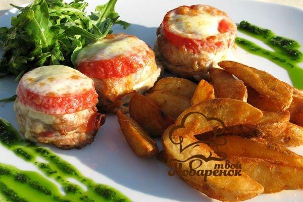 Как делать мясо по французски