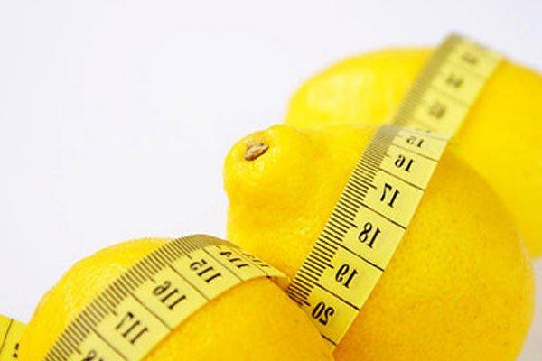 Диета для похудения лимон фото