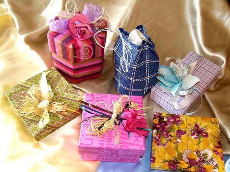 Простой подарок своими руками для подруги