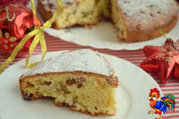 Новорічний пиріг рецепт