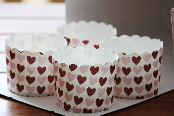 Бумажные формы для кексов как сделать