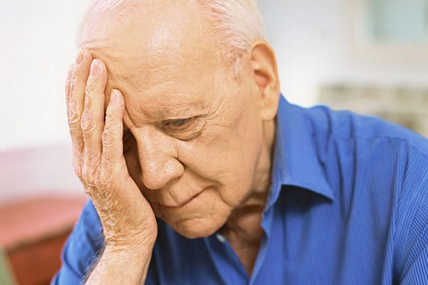 Снижение веса в пожилом возрасте