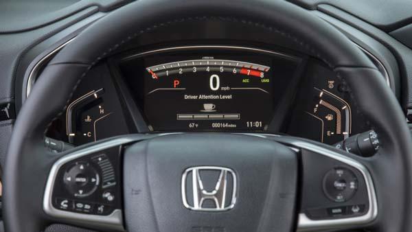 Хонда СРВ 2017 2018: новий кузов, комплектації, ціни, фото нової моделі, відгуки