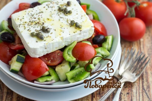 929bcce3a6a60feb04bbac69f8599d1d Історія походження класичного грецького салату