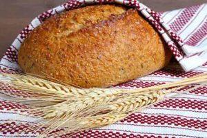Монастырский хлеб в домашних условиях