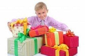 Подарунки хлопчикам