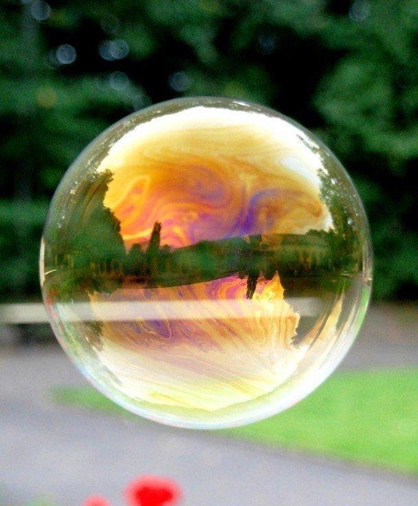 Как сделать пузыри без глицерина