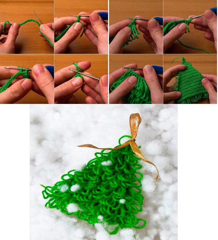Елочные игрушки своими руками инструкции 303