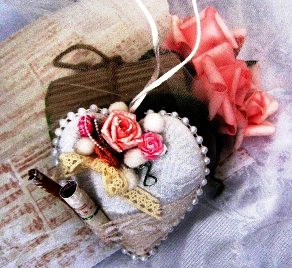 Подарки на святое валентина своими руками фото