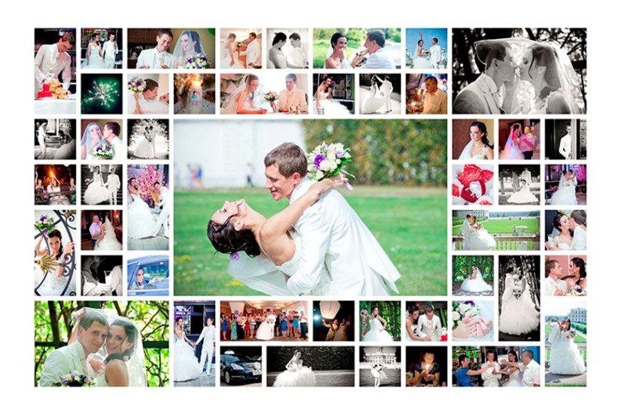 Как сделать коллаж из 12 фотографий на 1 годик 127
