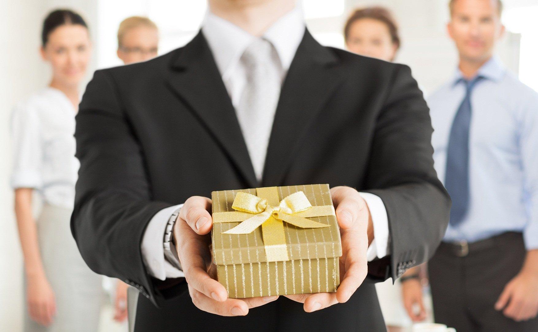 Подарок на день рождения партнеру по бизнесу