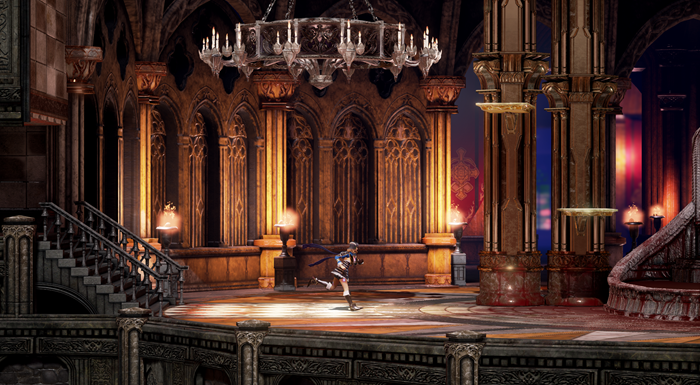 Гра Bloodstained: Ritual of the Night (2018)