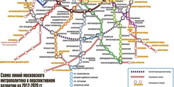 Новая ветка метро некрасовка схема на карте