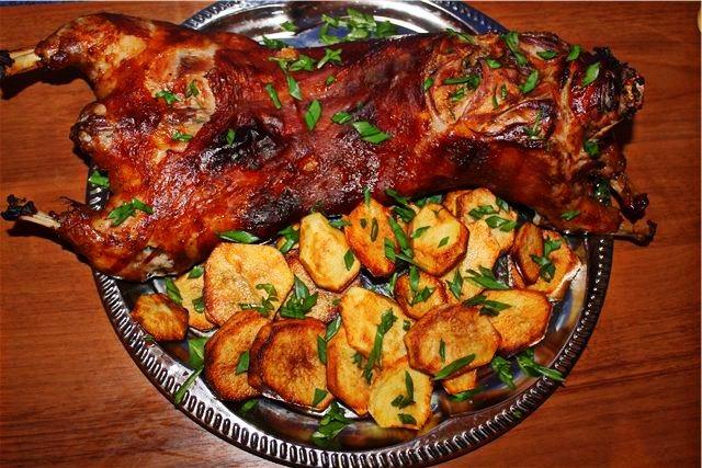 Рецепты блюд из нутрии