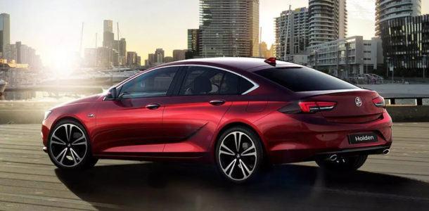 Новий Holden Commodore ВХ 2018: фото, технічні характеристики і комплектації авто, ціни, 2018 рік