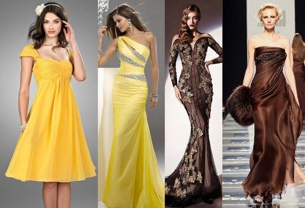 Платья сезона осеньзима 20172018 16 модных тенденций
