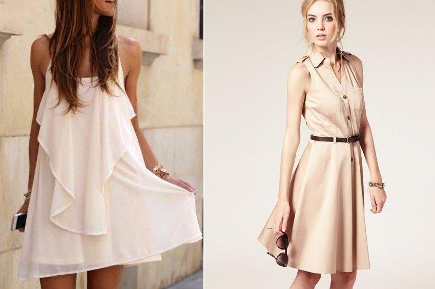 Модні сукні весна-літо 2018 фото популярні фасони  ad03227c18391