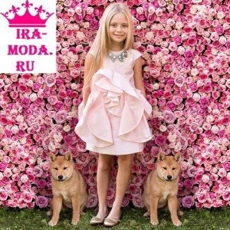 Розкішні нарядні сукні для дівчаток 2018 фото новинки  fb93460c2f1a5