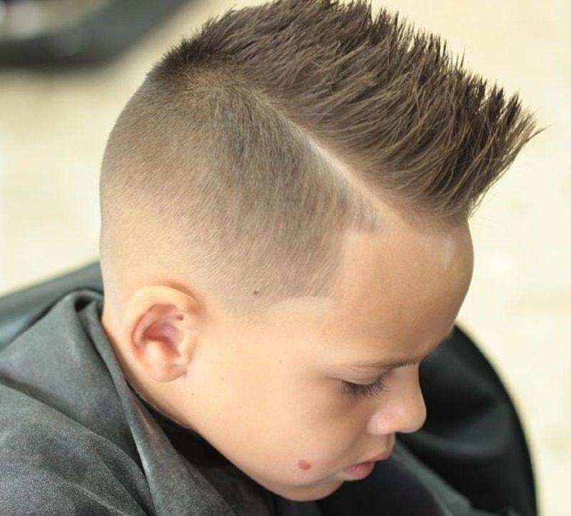 Boy kids hairstyle 2018