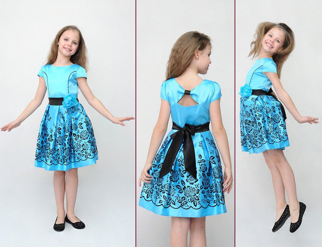 Платья Для Девочек 10 Лет Купить В Интернет Магазине