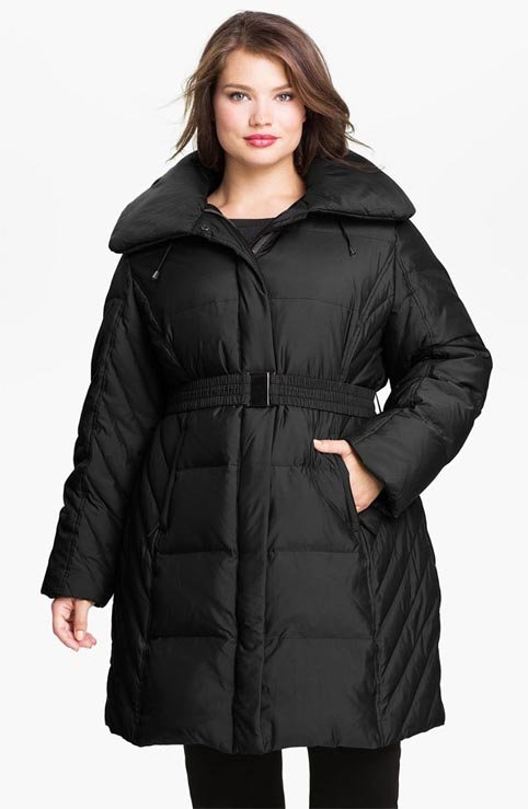 Одежда Для Полных Зима