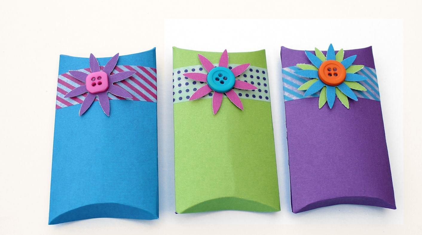 Подарочный конверт из бумаги своими руками для денег