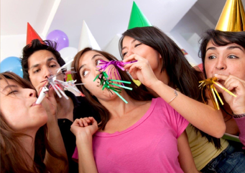 Конкурсы на день рождения по командам дома