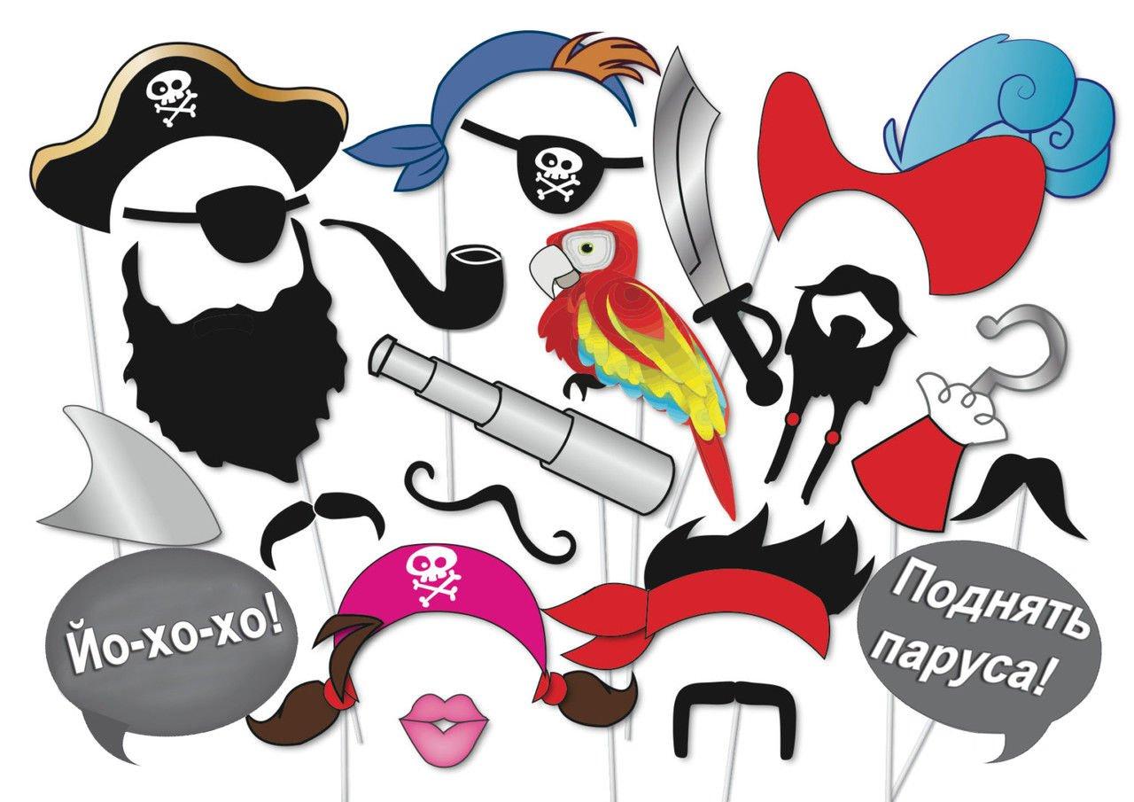 Вечеринка в стиле пиратов Карибского моря: приглашения 80