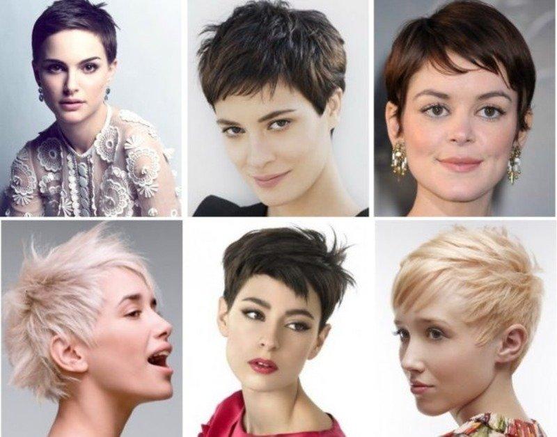 Модные прически на короткие волосы для женщины